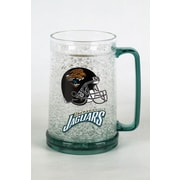 DuckHouse NFL 16 Oz. Beer Glass; Jacksonville Jaguars