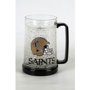 DuckHouse NFL 16 Oz. Beer Glass; New Orleans Saints