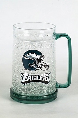 DuckHouse NFL 16 Oz. Beer Glass; Philadelphia Eagles WYF078276161781
