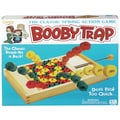 POOF-Slinky Booby Trap Classic Wood Board Game