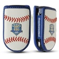 Gamewear MLB Leather Cell Phone Holder; Los Angeles Dodgers - 50th Anniversary