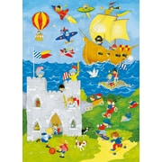 Brewster Home Fashions Ideal Decor It's A Boys World Wall Mural