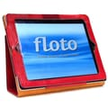 Floto Imports Roma Sleeve for iPad2; Tuscan Red