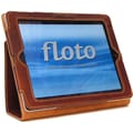 Floto Imports Roma Sleeve for iPad2; Vecchio Brown