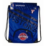Concept One NBA Backpack; Detroit Pistons