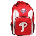 Concept One MLB Backpack; Philadelphia Phillies - Red