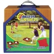 POOF-Slinky Bulls-Eye Washers and Bean Bag Toss Game