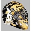 Franklin Sports NHL SX Comp Goalie Face Mask 100; Pittsburgh Penguins