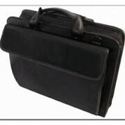 Bond Street Ballistic Business Briefcase with 3'' Binder Portfolio