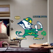 Fathead College Teams NCAA Logo Wall Decal; Notre Dame