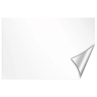 WALL POPS!® Dry-Erase White Message Board Sticker, 24
