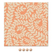 """Fabric Pin Board, 16"""" x 16"""" x 3/4"""""""