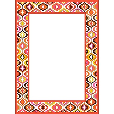 WALL POPS!® Dry-Erase Message Board by Jonathan Adler, Bargello Waves, 13