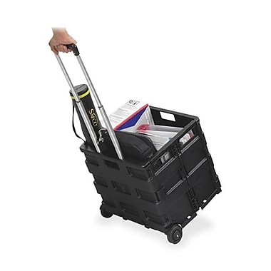 Safco® Stow Away Folding Caddy