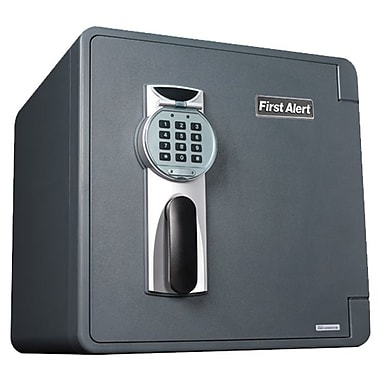 First Alert® 2092DF-BD Waterproof/Fire Resistant Digital Safe