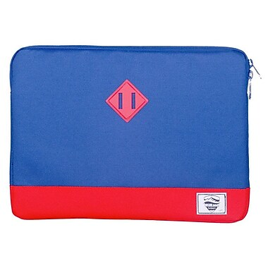 WillLand Outdoors Sleeve Classica 15.4'' Laptop Sleeve, Navy Blue