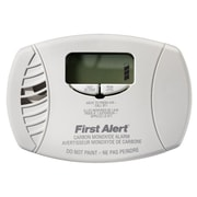 First Alert® Plug-In Carbon Monoxide Detector with Battery Backup and Digital Display