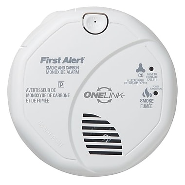 First Alert® One Link Combination Alarm