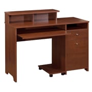 Bestar Legend 47'' W Computer Desk; Tuscany Brown