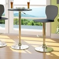 dCOR design Slim Adjustable Bar Stool (Set of 2)