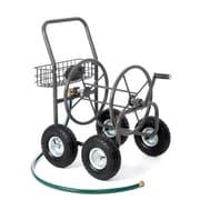 Liberty Garden Residential 4 Wheel Hose Reel Cart