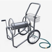 Liberty Garden Industrial 2 Wheel Hose Reel Cart