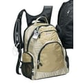 G-Tech by GOODHOPE Bags Rave iPod/MP3 Player Backpack; Gold Digger