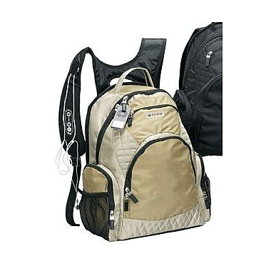 G-Tech Rave iPod/MP3 Player Backpack; Gold Digger