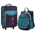 Obersee Kids 2 Pieces Luggage Set