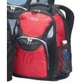G-Tech by GOODHOPE Bags Techno iPod Backpack; Red Hot