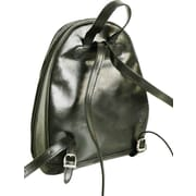 Tony Perotti Italico Monza Zip-Around Backpack; Black