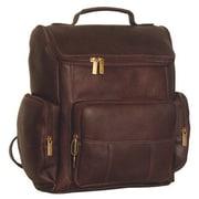 David King Multi Pocket Backpack; Cafe