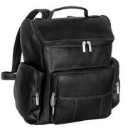 David King Multi Pocket Backpack; Tan