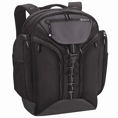 SOLO CASES Storm 17.3'' Laptop Backpack