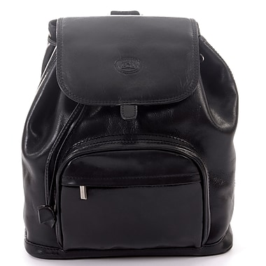 Tony Perotti Italico Florentina Backpack; Black