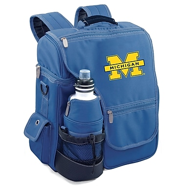 Picnic Time NCAA Turismo Picnic Backpack; Michigan