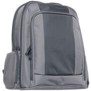 Netpack Triple Guest Computer Backpack; Grey