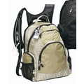 Goodhope Bags The Rave Backpack; Gold