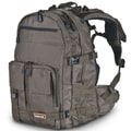 Naneu Laptop Military Ops Large Backpack; Grey