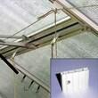 Hoklartherm Movable Plastic Hangers (Set of 10)