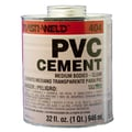 MorrisProducts 0.25 Pint Medium Bodied 404 Clear Cement