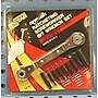 Kastar 10Pc Ratcheting Scrdr Bit Wr Set