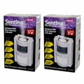 Datexx Sentina 4-Way Smart Rechargeable LED Light (Twin Pack)