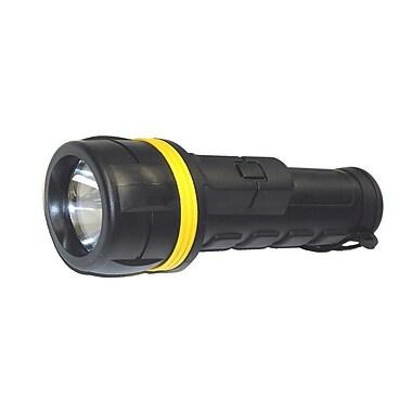 MorrisProducts 2AA Rubberized Flashlight