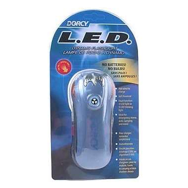 Dorcy 5 LED Dynamo Flashlight
