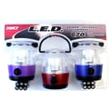 Dorcy Mini LED Flashlight Lantern (Set of 3)
