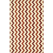 Dann Foley Palm Springs Red/Rust Indoor/Outdoor Area Rug; 2'3'' x 3'9''