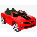 Kidz Motorz Racing Camaro 12V Battery Powered Car; Red