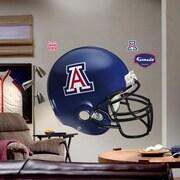 Fathead College Teams NCAA Helmet Wall Decal; Arizona