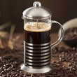Ovente Stainless Steel French Press Coffee Maker; 34 oz.